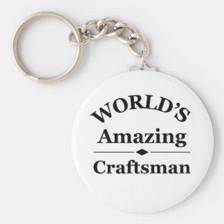 World s amazing Craftsman Key Chain