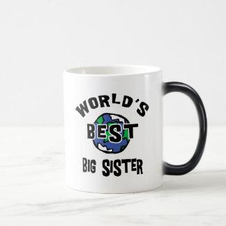 World s Best Big Sister Coffee Mug