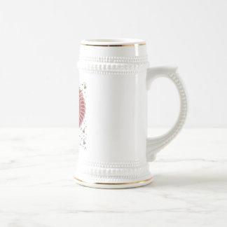 World s Best Boss Beer Stein Mug