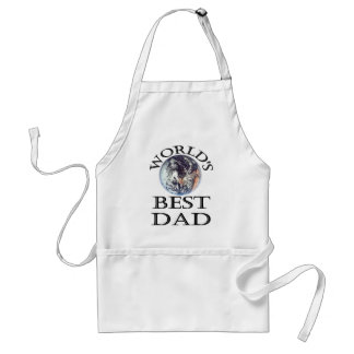 WORLD S BEST DAD APRONS