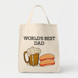 World s Best Dad Bag