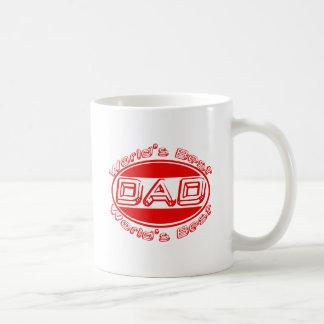 World s best Dad Mugs