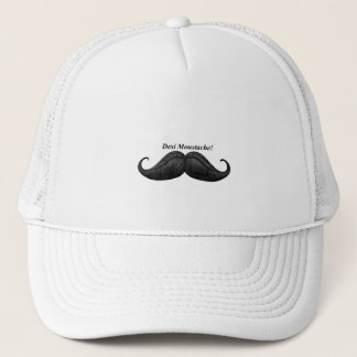 World's Best Desi Moustache – Waxed & Braided Hats