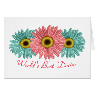 World s Best Doctor Cards