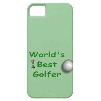 World s Best Golfer Case-Mate Case iPhone 5 Cases