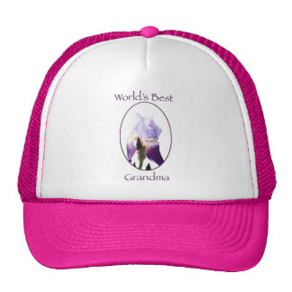 World s Best Grandma Hat