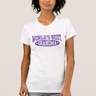 World s Best Grandma T Shirt