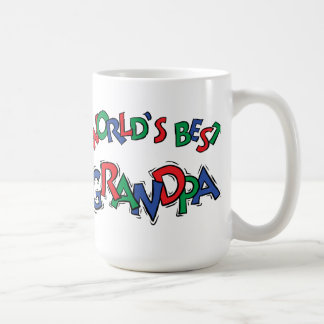 World s Best Grandpa Coffee Mug Mug