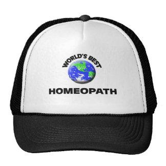 World s Best Homeopath Trucker Hat