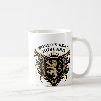 World s Best Husband Coffee Mug