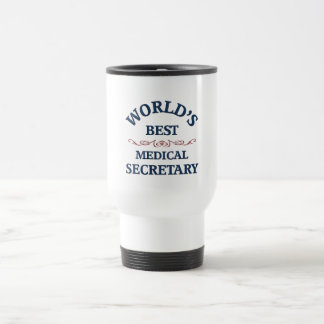 World s best Medical Secretary Coffee Mugs