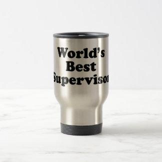World s Best Supervisor Coffee Mugs
