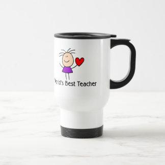 World s Best Teacher Mugs