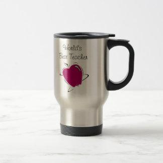 world s best teacher mug