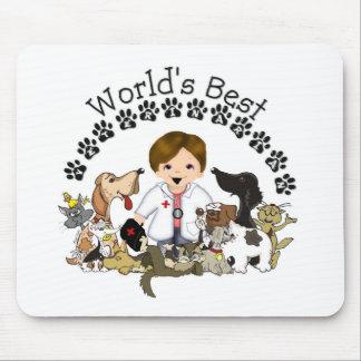 World s Best Veterinarian Mousepad