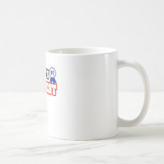 World s Bestest Cheer Coach Coffee Mug