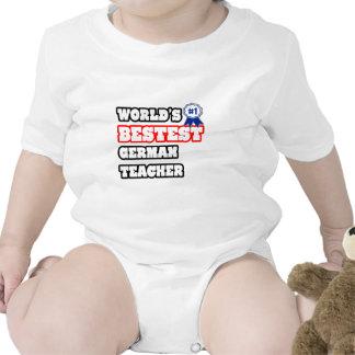 World s Bestest German Teacher Creeper