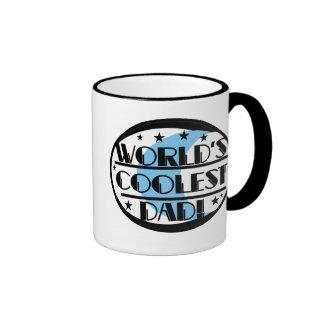 World s Coolest Dad Coffee Mug