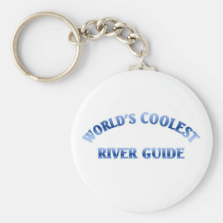 World s coolest River Guide Keychains