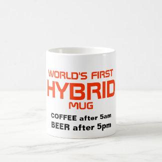 WORLD S FIRST HYBRID MUG