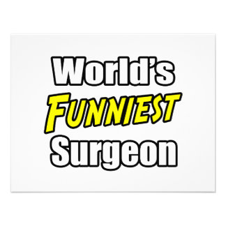 World s Funniest Surgeon Announcement