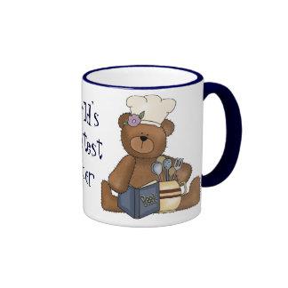 World s Greatest Baker mug