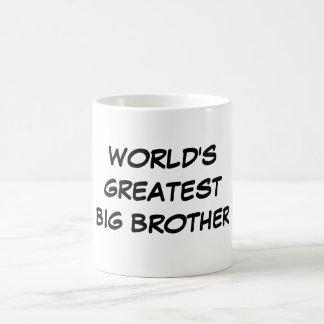 World s Greatest Big Brother Mug