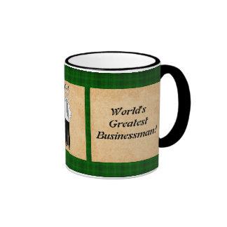 World s Greatest Businessman mug