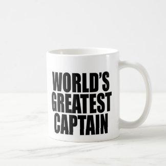 World s Greatest Captain Mug