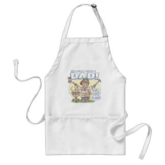 World s Greatest Dad Father s Day BBQ Gear Apron