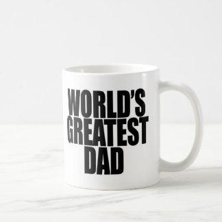 World s Greatest Dad Mug