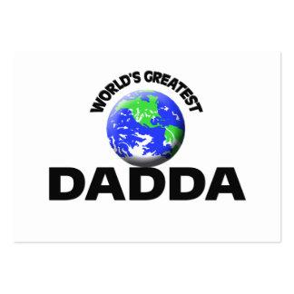 World s Greatest Dadda Business Card