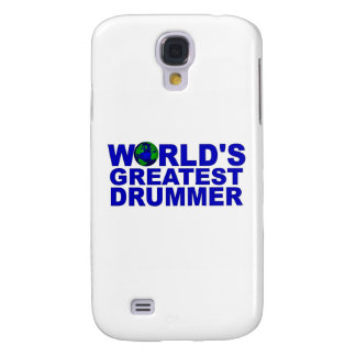World s Greatest Drummer Samsung Galaxy S4 Cover