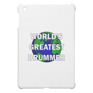 World s Greatest Drummer iPad Mini Covers