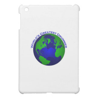 World s Greatest Drummer Case For The iPad Mini