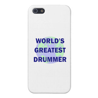 World s Greatest Drummer iPhone 5 Covers