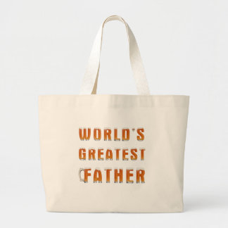World s Greatest Father 2 Tote Bag
