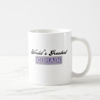 World s Greatest Gran Mugs