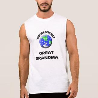 World s Greatest Great Grandma T Shirt