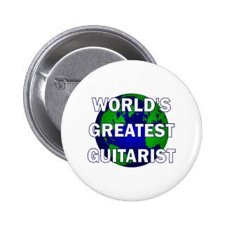 World s Greatest Guitarist Button