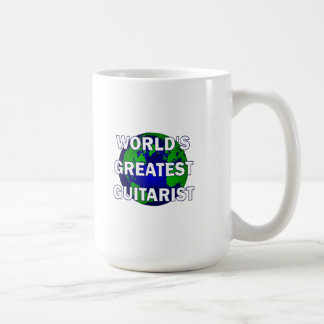 World s Greatest Guitarist Coffee Mugs