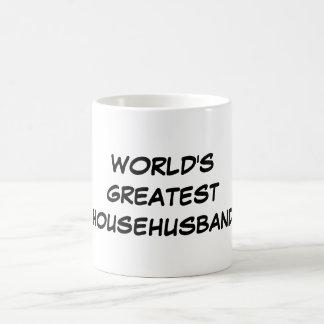 World s Greatest Househusband Mug