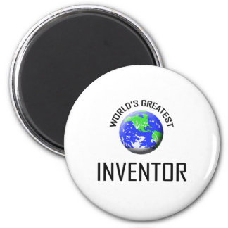 World s Greatest Inventor Magnets