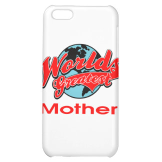 World s Greatest Mother Cover For iPhone 5C