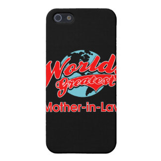 World s Greatest Mother-in-Law iPhone 5 Covers