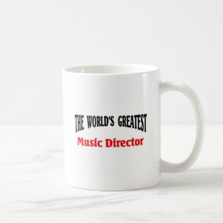 World s Greatest Music Director Mugs