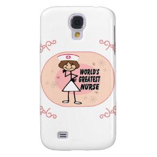 World s Greatest Nurse Galaxy S4 Case