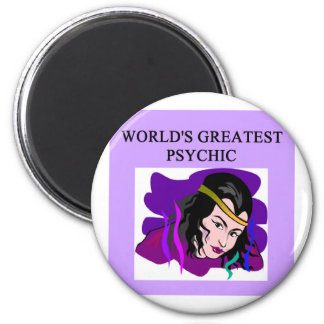 world s greatest psychic fridge magnet