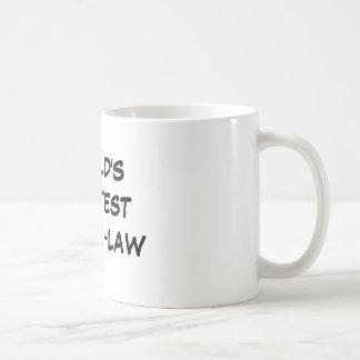 World s Greatest Son-in-Law Mug