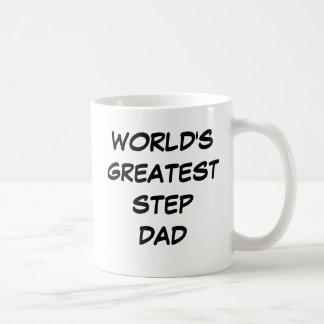 World s Greatest Step Dad Mug